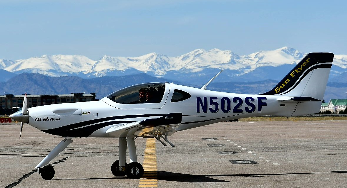 "EPS Providing Electric Batteries for Bye Aerospace ""Sun Flyer"""