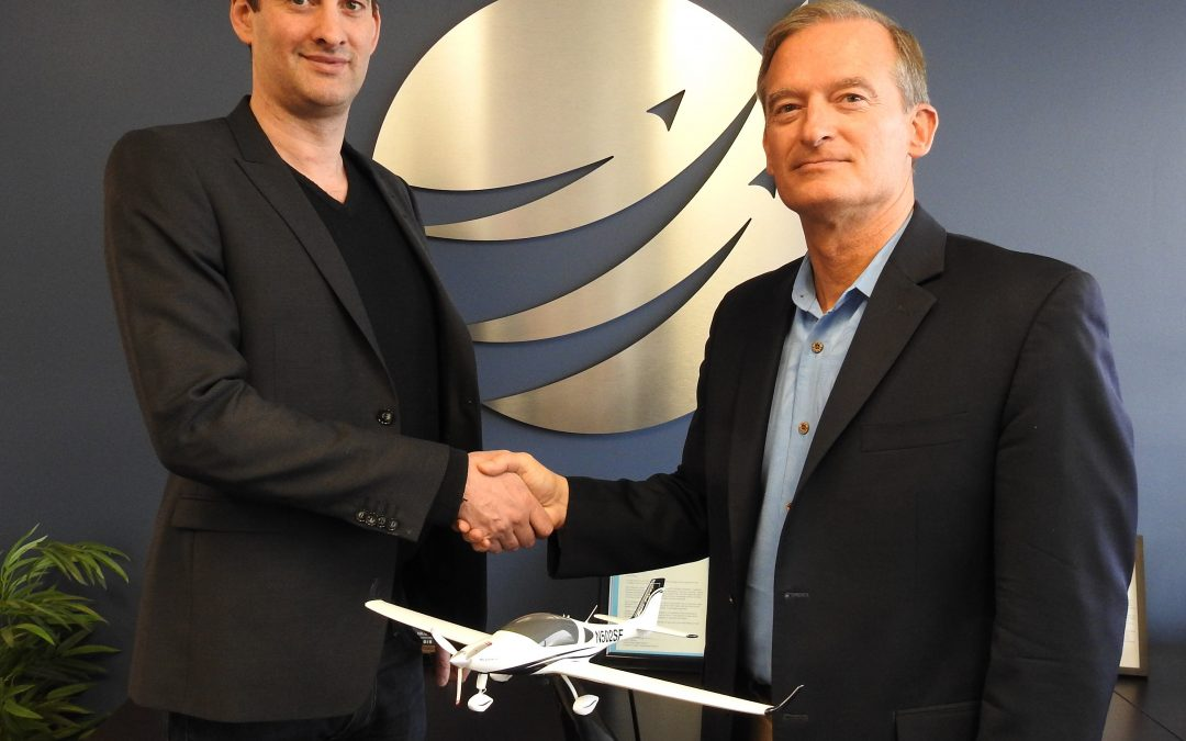 Bye Aerospace Rebrands Electric Airplane as eFlyer