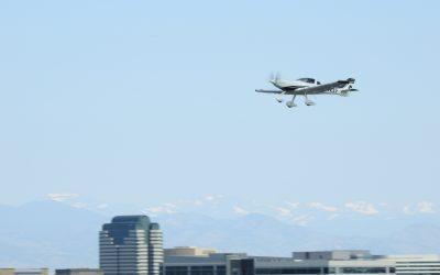eFlyer 2 Prototype Begins New Flight Test Program with Siemens Production Motor