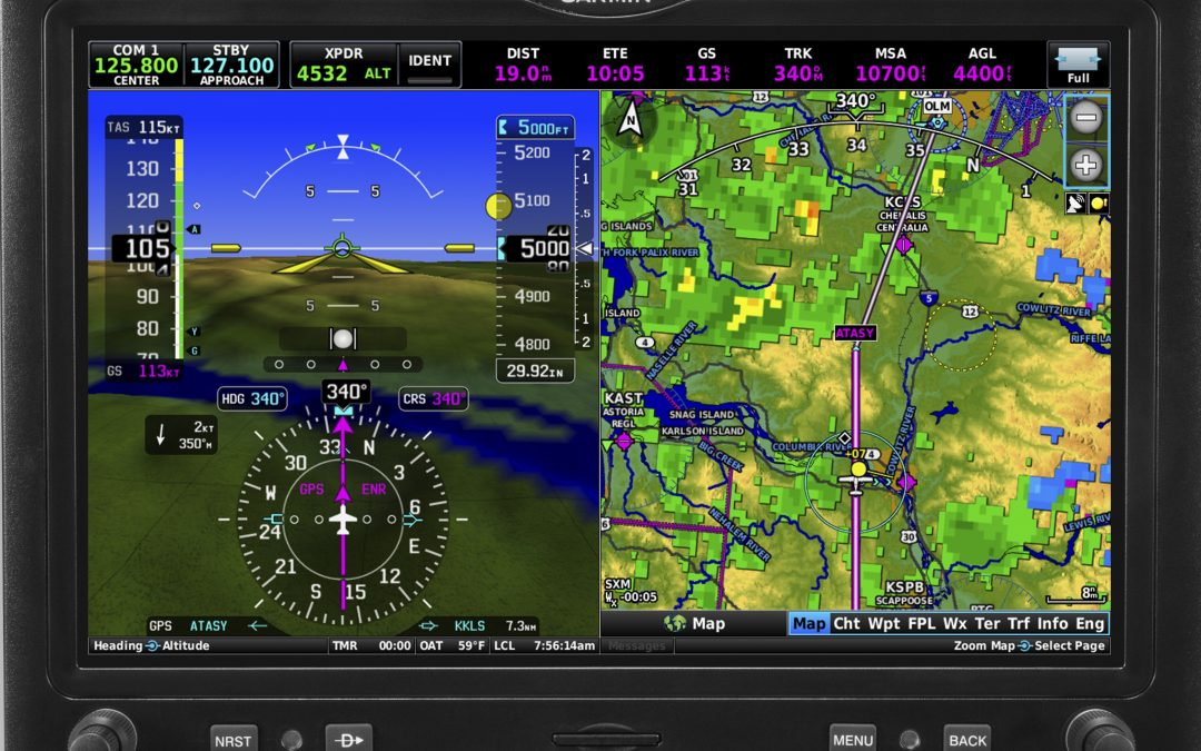 Bye Aerospace Finalizes Garmin Supplier Agreement to Provide eFlyer 2 Avionics