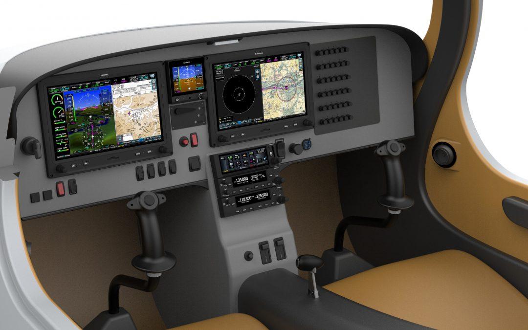 Garmin G3X Touch Avionics Advance for Electric eFlyer 2