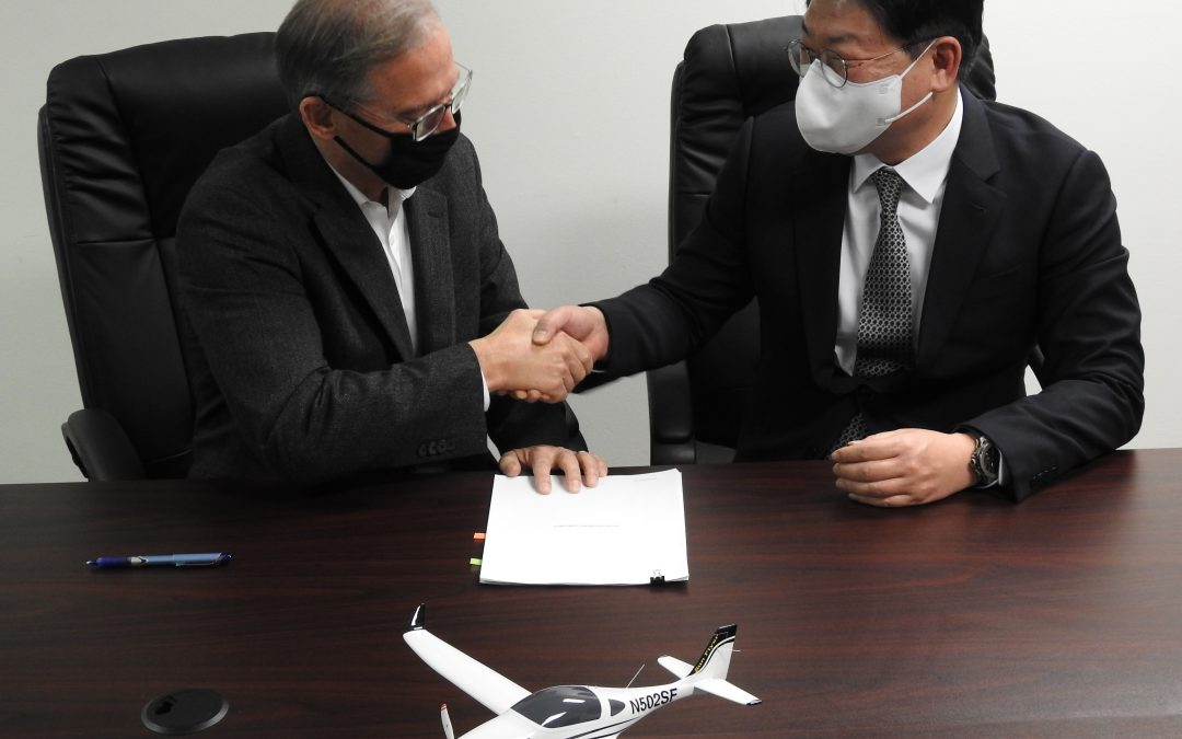 Bye Aerospace Signs Key Agreements with Aerospace9 – Aerospace9 to Invest and also Fund 300 eFlyer Airplane Purchase Deposits for Asia