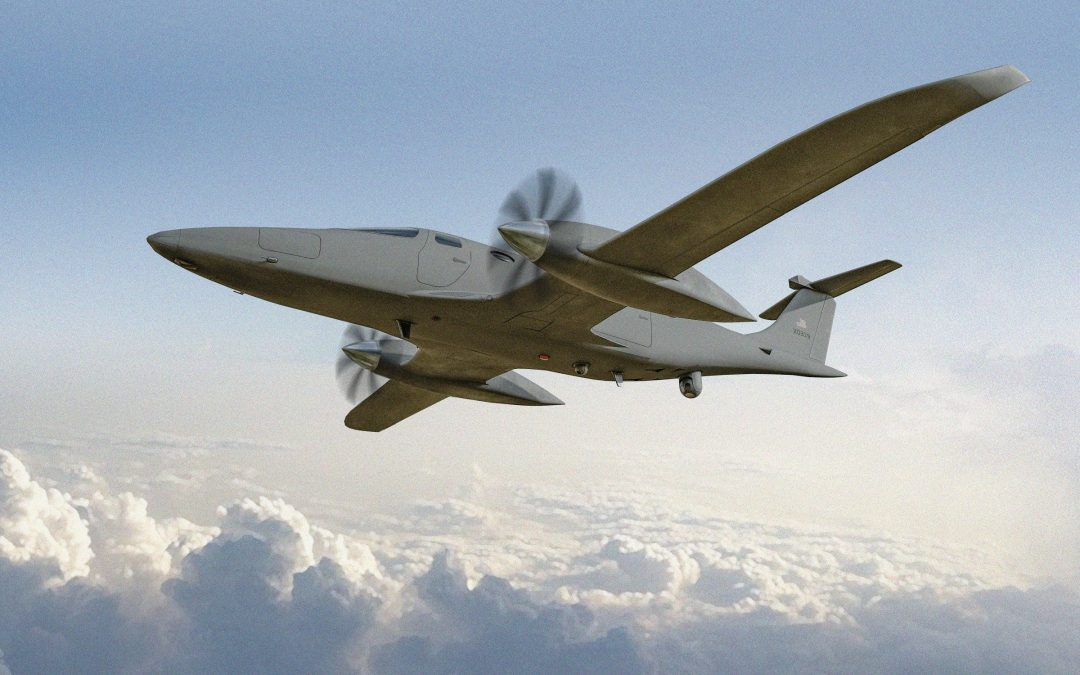 L3Harris Technologies and Bye Aerospace Team to Develop All-Electric Multi-Mission aircraft