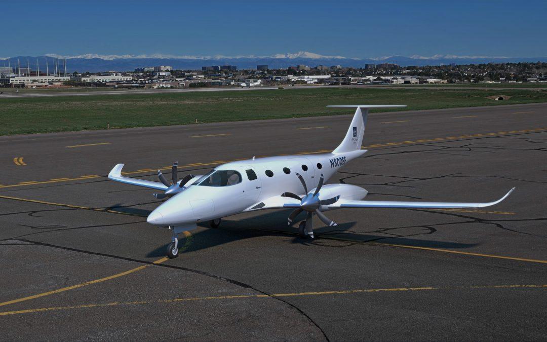 Rheinland Air Service Orders Bye Aerospace eFlyer 800s