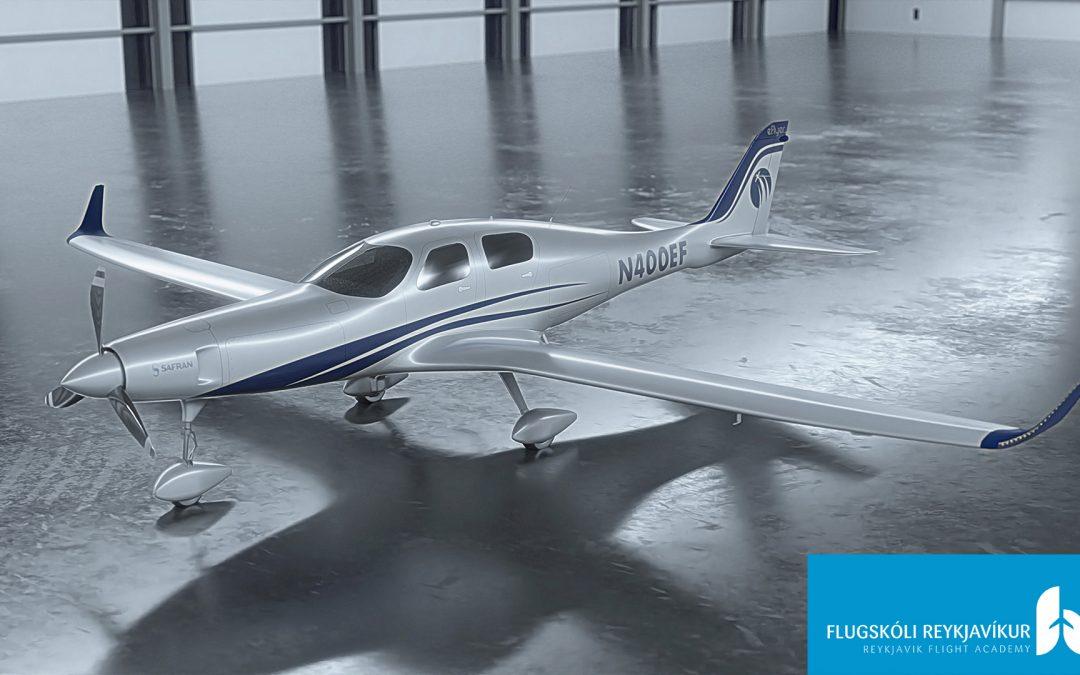 Press announcement – Reykjavik Flight Academy