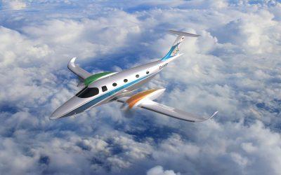Air2E Confirms Bye Aerospace All-electric eFlyer 800 Deposit